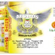 Abritus - Business card